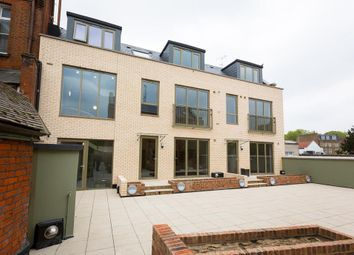 Thumbnail 3 bedroom flat to rent in Manor House Garden, High Street Wanstead, London