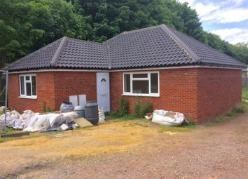 Thumbnail 3 bedroom detached bungalow for sale in Aylsham Road, North Walsham