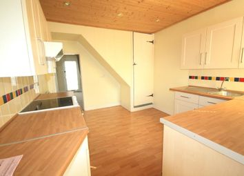 Thumbnail 2 bed terraced house to rent in Eastgate, Sleaford, Lincolnshire