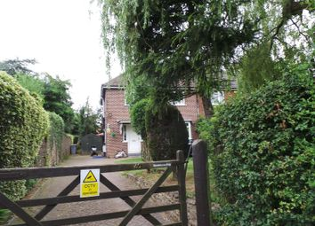 Thumbnail 3 bedroom semi-detached house to rent in High Street, Great Gonerby, Grantham