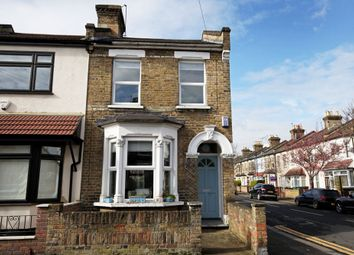 Thumbnail 3 bed end terrace house for sale in Matcham Road, Leytonstone