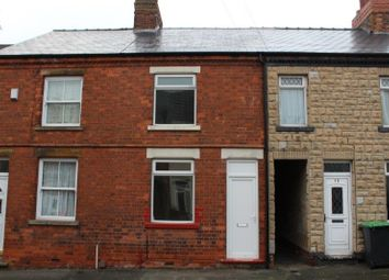Thumbnail 2 bed terraced house for sale in West Hill, Skegby, Sutton-In-Ashfield