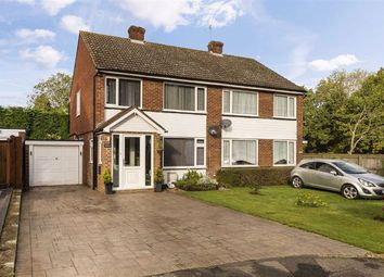 Thumbnail 3 bed semi-detached house for sale in Viking Way, West Kingsdown, Sevenoaks