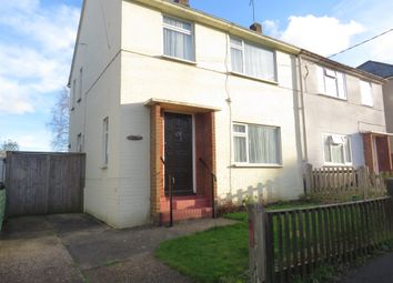 Thumbnail 3 bed semi-detached house for sale in Roberts Road, Totton, Southampton
