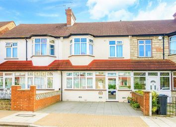 Thumbnail 3 bed terraced house for sale in Gracefield Gardens, London