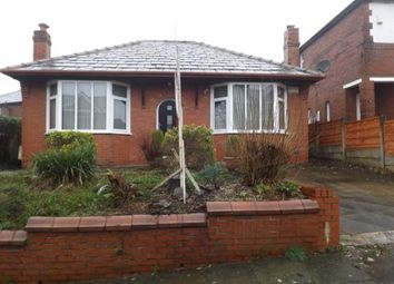 Thumbnail 2 bedroom bungalow for sale in Graythwaite Road, Heaton, Bolton, Greater Manchester