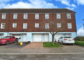 Thumbnail 3 bed terraced house to rent in Bridge Close, Sandwich