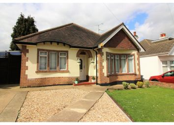 Thumbnail 2 bed detached bungalow for sale in Northville Drive, Westcliff-On-Sea