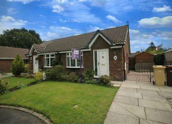 Thumbnail 2 bedroom semi-detached bungalow for sale in Beeston Close, Sharples, Bolton, Lancashire