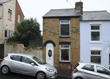 Thumbnail 2 bedroom end terrace house for sale in Bridge Road, Cowes