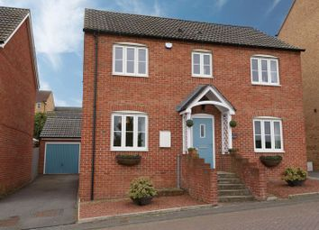 Thumbnail 4 bed detached house for sale in Beck Way, East Ardsley, Wakefield