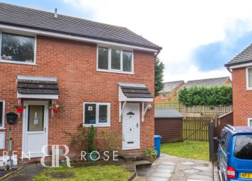 Thumbnail 2 bed end terrace house to rent in Barleyfield, Bamber Bridge, Preston