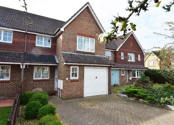 Thumbnail 3 bed semi-detached house to rent in Hornchurch Close, Royal Park Gate, North Kingston