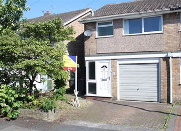 Thumbnail 3 bedroom semi-detached house to rent in Longfield, Fulwood, Preston