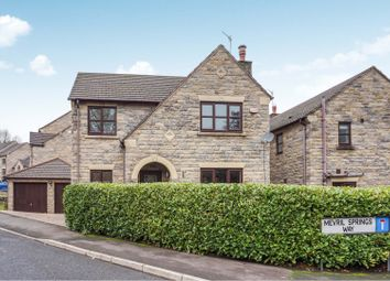 Thumbnail 4 bed detached house for sale in Mevril Springs Way, Whaley Bridge