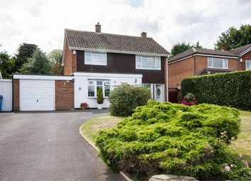 Thumbnail 3 bed detached house for sale in Crestwood Park, Brewood, Stafford