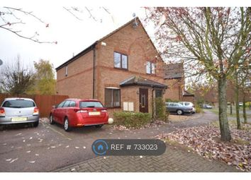 Thumbnail 2 bed semi-detached house to rent in Isaacson Drive, Wavendon Gate, Milton Keynes