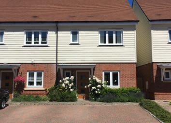 Thumbnail 3 bed end terrace house for sale in Willowbourne, Fleet
