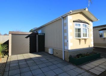 Thumbnail 1 bed bungalow for sale in Lyndhurst Road, Christchurch, Dorset