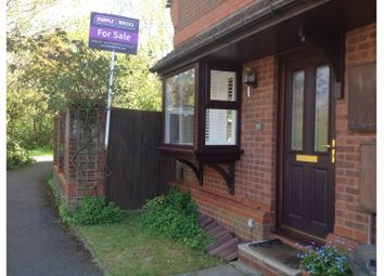 Thumbnail 1 bed semi-detached house for sale in Pegasus Close, Southampton