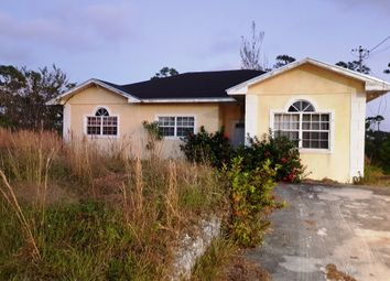 Thumbnail 3 bed property for sale in Grand Bahama, The Bahamas