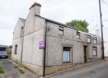 Thumbnail 4 bed detached house for sale in High Street, Rachub