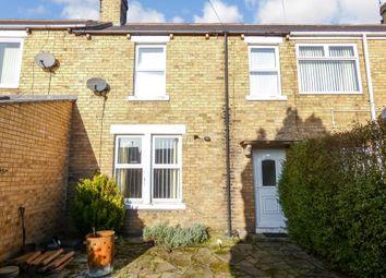 Thumbnail 3 bedroom terraced house to rent in Beech Terrace, Ashington