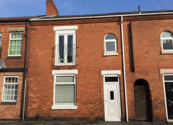 Thumbnail 3 bed terraced house for sale in Queens Road, Loughborough