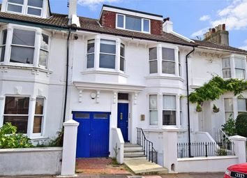 Thumbnail 3 bed maisonette for sale in Hamilton Road, Brighton, East Sussex