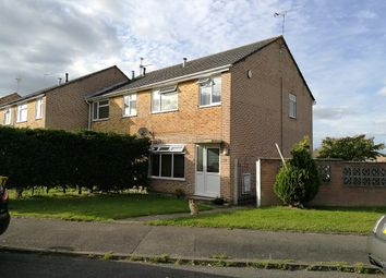 Thumbnail 3 bed semi-detached house for sale in Freshwater Drive, Hamworthy, Poole