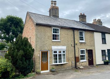 Thumbnail 2 bed end terrace house for sale in New Road, Offord Cluny