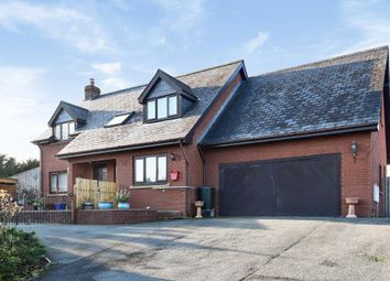Thumbnail 3 bed detached house for sale in Llanyre, Llandrindod Wells