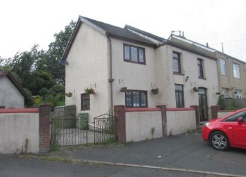 Thumbnail 4 bed cottage for sale in Station Road, Tredegar