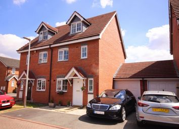 Thumbnail 3 bed semi-detached house for sale in Pickering Way, Stapeley, Nantwich