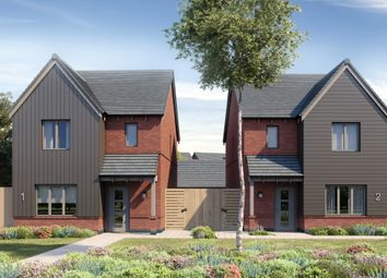 3 bed detached house for sale in Plot 1 - Village Walk, New Road, Studley B80