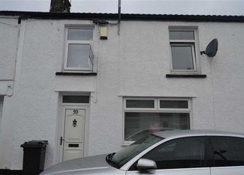 Thumbnail 3 bed terraced house for sale in Gethin Street, Abercanaid, Merthyr Tydfil