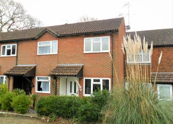 Thumbnail 2 bed terraced house to rent in Garnet Road, Bordon