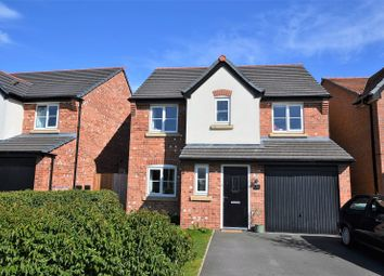 Thumbnail 4 bed detached house for sale in Dee Avenue, Holmes Chapel, Crewe