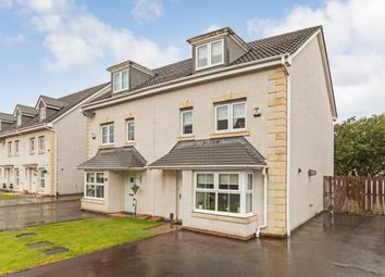 Thumbnail 4 bed town house for sale in Hawthorn Avenue, Cambuslang, Glasgow, South Lanarkshire