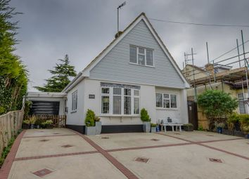 Thumbnail 3 bedroom detached bungalow for sale in Barling Road, Great Wakering, Southend-On-Sea