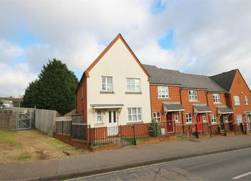 Thumbnail 3 bed end terrace house for sale in Notley Road, Braintree, Essex