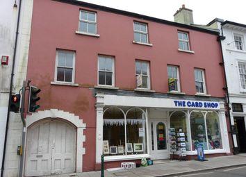 Thumbnail 1 bedroom flat to rent in Flat 2, Main Street, Pembroke, Sir Benfro