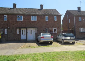 Thumbnail 2 bed semi-detached house to rent in Western Avenue, Dogsthorpe, Peterborough