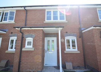 Thumbnail 2 bedroom mews house to rent in Mulberry Way, Hinckley
