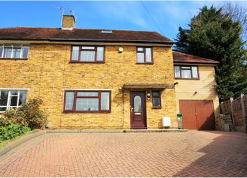 Thumbnail 5 bed semi-detached house for sale in Henfield Close, Bexley