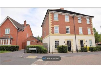 Thumbnail 4 bed semi-detached house to rent in Mimosa Drive, Shinfield, Reading