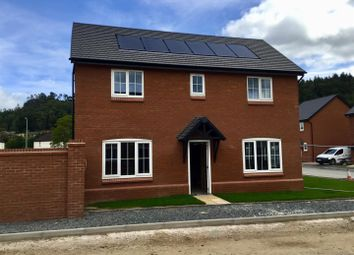 Thumbnail 3 bed detached house for sale in Plot 14 Phase 2 Hopton Park, Nesscliffe, Shrewsbury