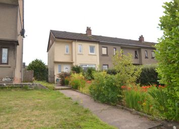 Thumbnail 3 bed end terrace house for sale in Strachans Park, Brechin, Angus