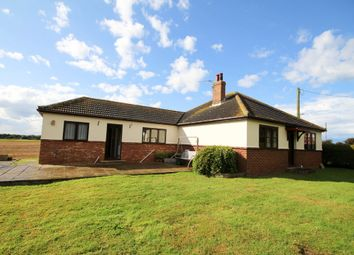 Thumbnail 3 bed detached bungalow for sale in California Road, California, Great Yarmouth