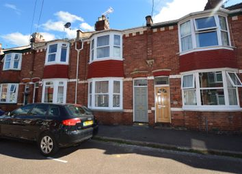 Thumbnail 2 bed terraced house to rent in Cedars Road, St. Leonards, Exeter